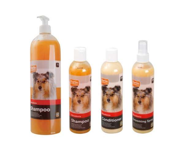 Hunde-Shampoo Macadamia, Perfect Care, 300ml