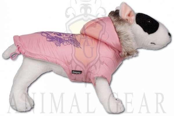 Doxtasy Hunde-Wintermantel Aspen Pink