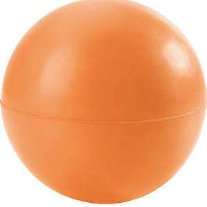 Hunter Smart Hundespielzeug Vollgummiball orange, 7,5cm
