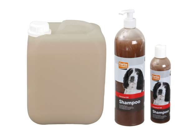 Hunde-Shampoo Kokosöl, Perfect Care, 1000ml