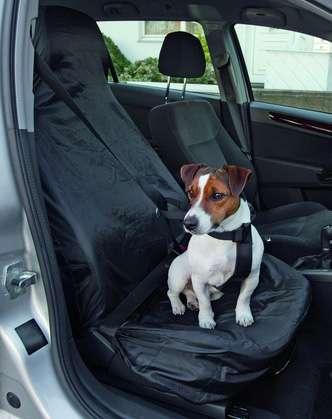 Auto Vordersitzbezug für Hunde - Cover up